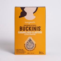 Buckinis - Caramelised Clusters