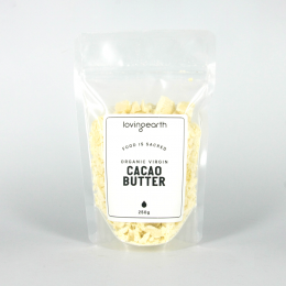 Virgin Cacao Butter