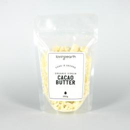 Virgin Cacao Butter